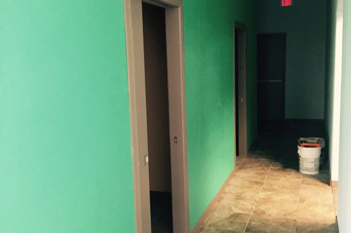 General Construction Paint Remodel Example 2